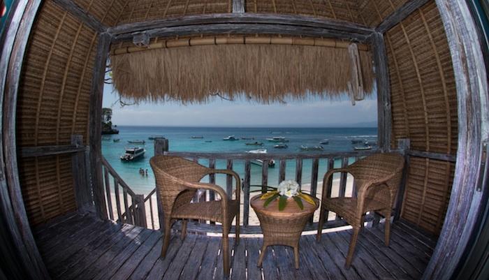 Hai Tide Beach Resort The Lembongan Traveller Nusa