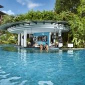 Padma Resort Legian - Lagoon Pool Bar