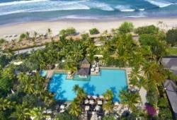 Padma Resort Legian - Main swimming Pool Beach View