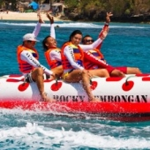 Rocky Water Sports, The Lembongan Traveller