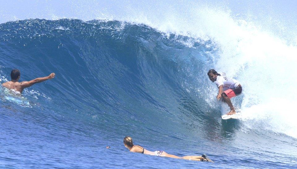Lembongan Surf Team, The Lembongan Traveller, Nusa Lembongan