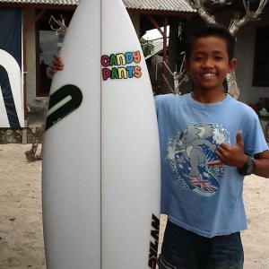 Lembongan Surf Team, The Lembongan Traveller, Nusa Lembongan