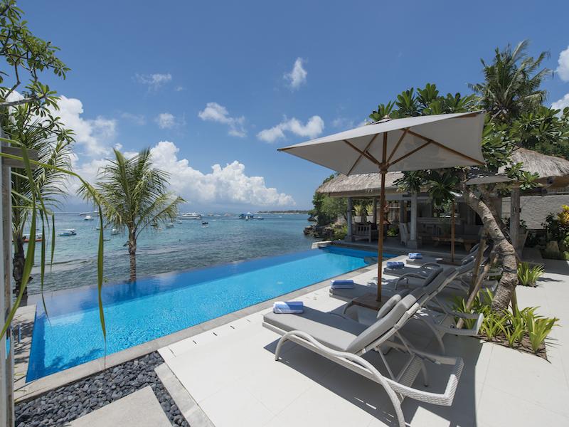 Villa Coral, Luxury Villa, Villas Nusa Lembongan, The Lembongan Traveller