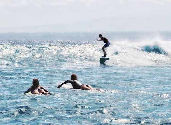 Barefoot Surf Travel, The Lembongan Traveller