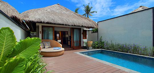 Lembongan Beach Club The Traveller Villas Bali