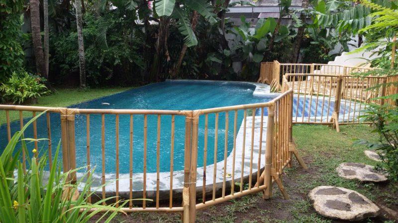 Pool Fence Hire, Pool Fence Hire Lembongan, Lembongan, The Lembongan Traveller