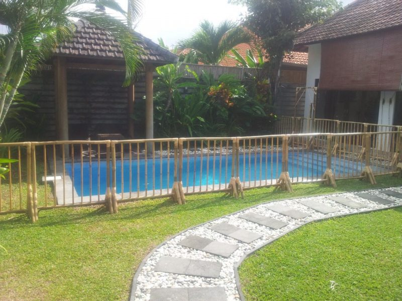 Pool Fence Hire, Pool Fence Hire Lembongan, Lembongan, The Lembongan Traveller