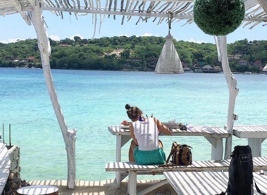 Seabreeze Ceningan, The Lembongan Traveller, Nusa Lembongan accommodation, Nusa Lembongan Villas, Nusa Lembongan Resorts, Nusa Lembongan hotels, Sandy Bay Villas, Sandy Bay