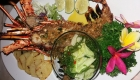 Oishii Restaurant, Lembongan restaurants, The Lembongan Traveller, Nusa Lembongan accommodation, Nusa Lembongan Villas, Nusa Lembongan Resorts, Nusa Lembongan hotels, Sandy Bay Villas, Sandy Bay