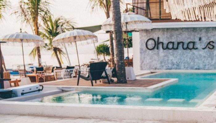 Ohanas Beach Lounge, luxury villa, private villa, , lembongan villas, the Lembongan Traveller, Lembongan Accommodation, Lembongan Resorts, Lembongan Hotels