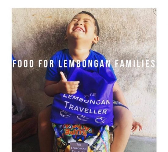 Food for Lembongan Families