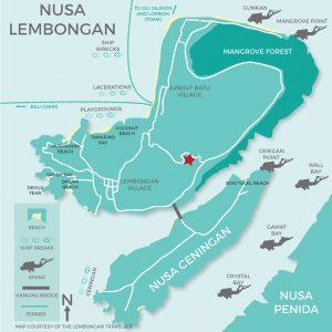 Island Retreat Map, Lembongan Hotels, Lembongan Resorts, Lembongan Bungalows, Lembongan Villas, The Lembongan, Nusa Lembongan, Lembongan, Lembongan Villas, Lembongan Traveller, The Lembongan Traveller, Nusa Lembongan Villas